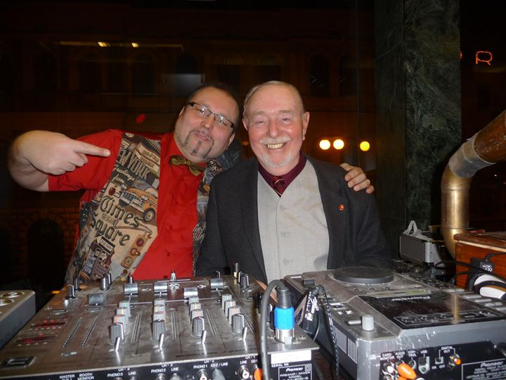 Swing Time w/ The Prague Swingmasters