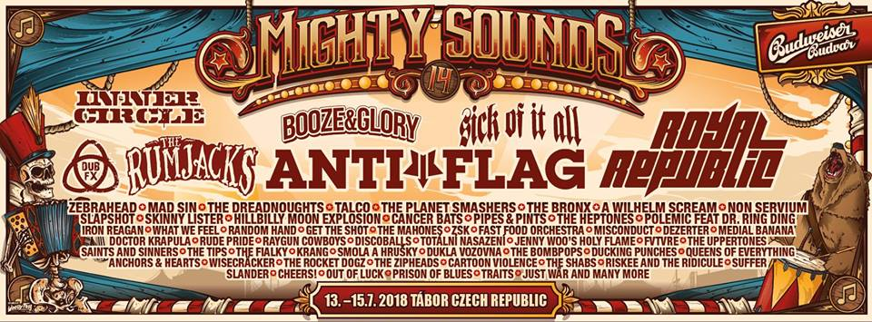 The Prague Swingmasters @ MIGHTY SOUNDS 2018
